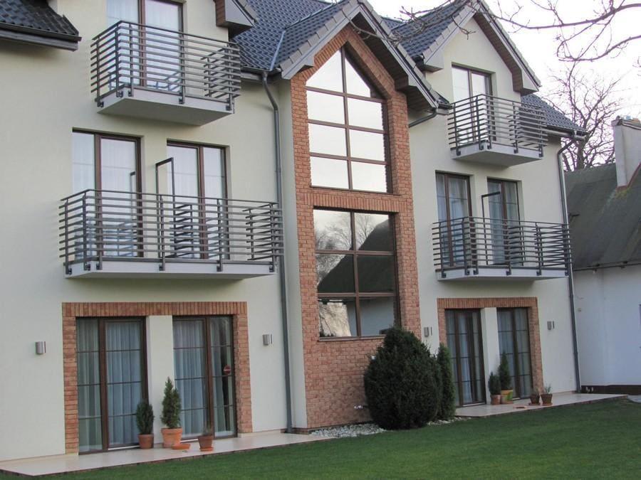 balustrady balkonowe i schodowe - realizacje 10