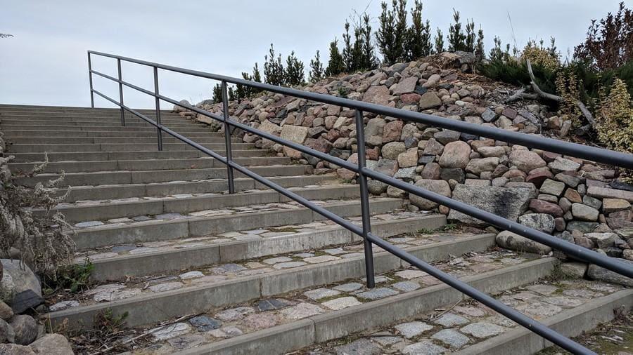 balustrady balkonowe i schodowe - realizacje 11