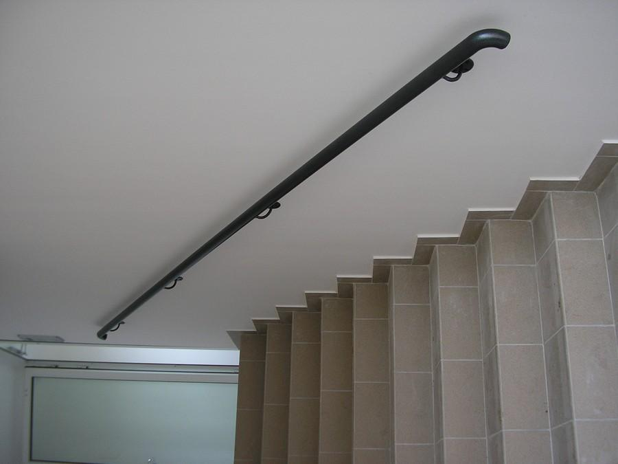 balustrady balkonowe i schodowe - realizacje 17