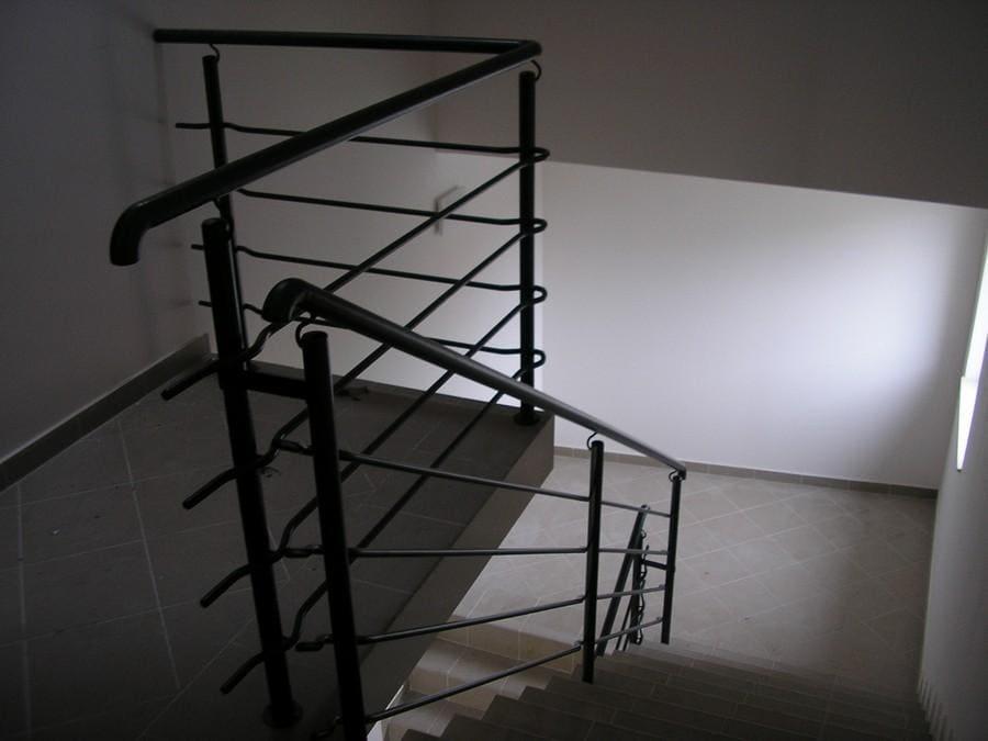 balustrady balkonowe i schodowe - realizacje 19