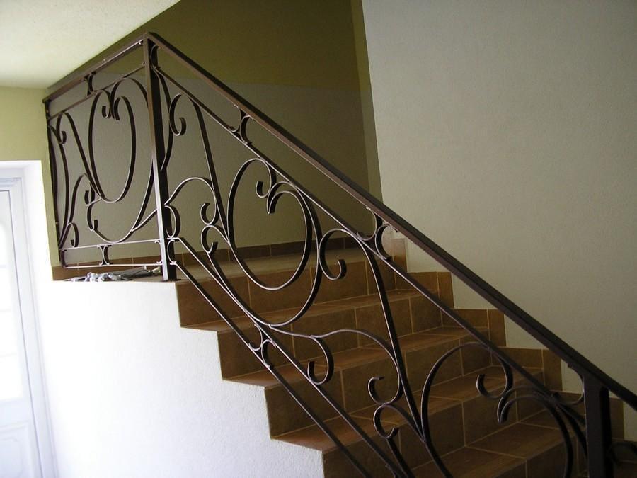 balustrady balkonowe i schodowe - realizacje 25