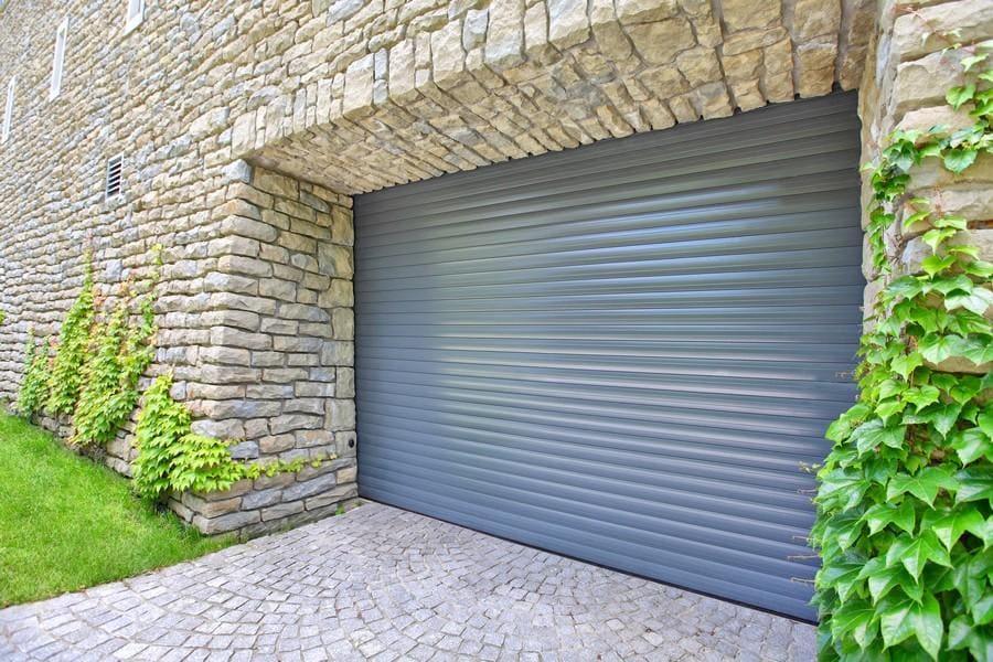 bramy garażowe - realizacje 1