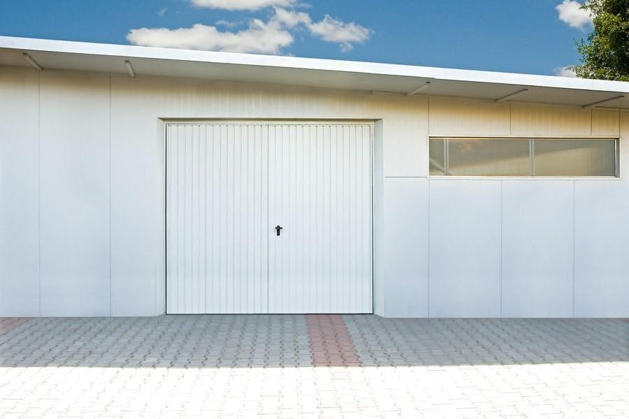 bramy garażowe - realizacje 5