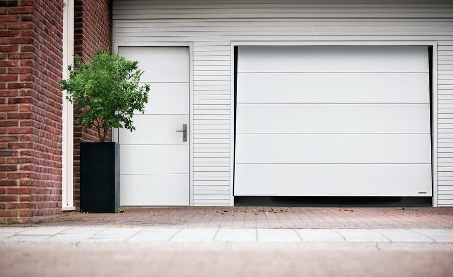 bramy garażowe - realizacje 11
