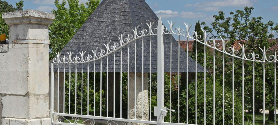 bramy ogrodzeniowe metalowe