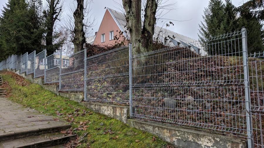 ogrodzenia panelowe 1