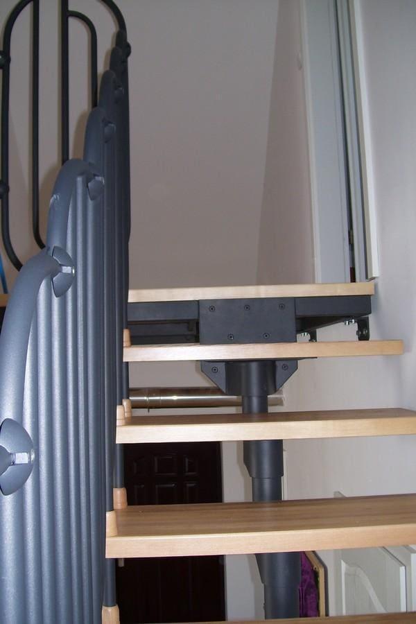 schody - realizacje firmy Stalex 2