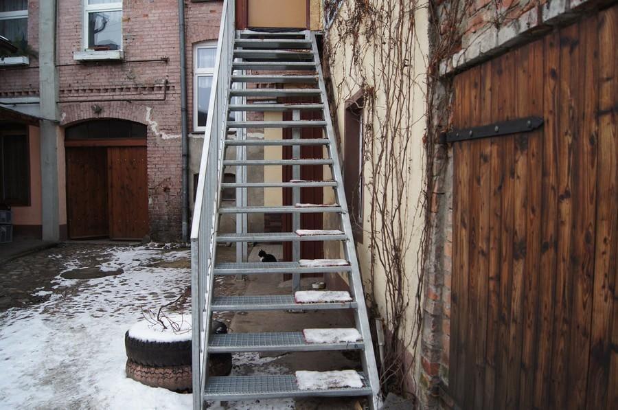 schody - realizacje firmy Stalex 7