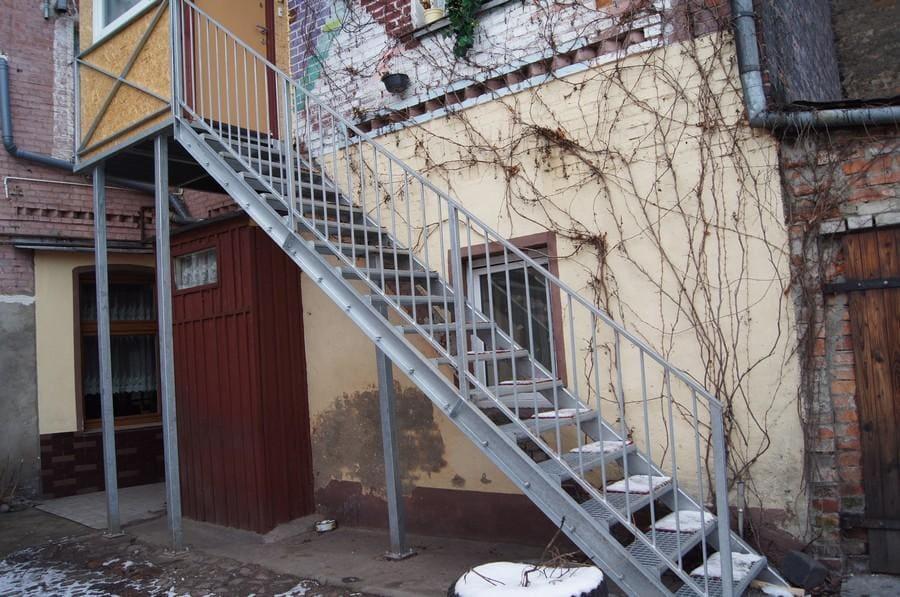 schody - realizacje firmy Stalex 9