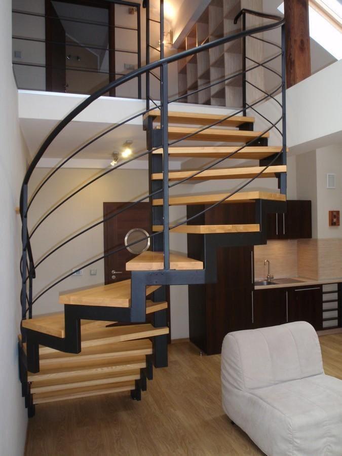 schody - realizacje firmy Stalex 23