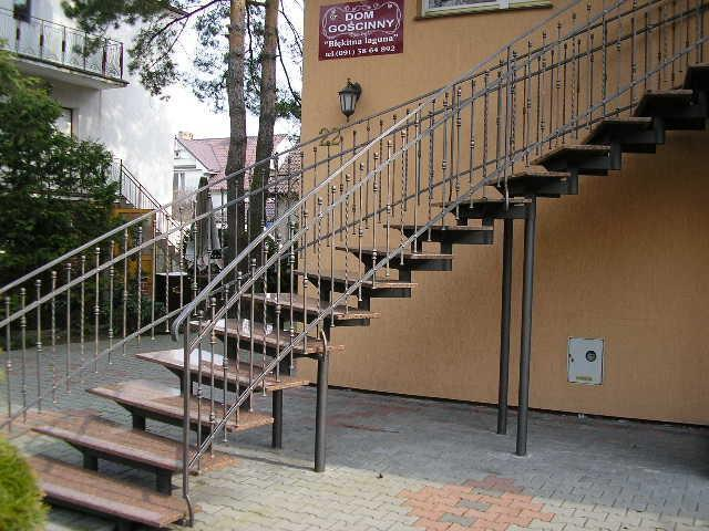 schody - realizacje firmy Stalex 25