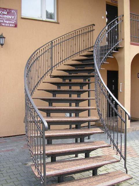 schody - realizacje firmy Stalex 27
