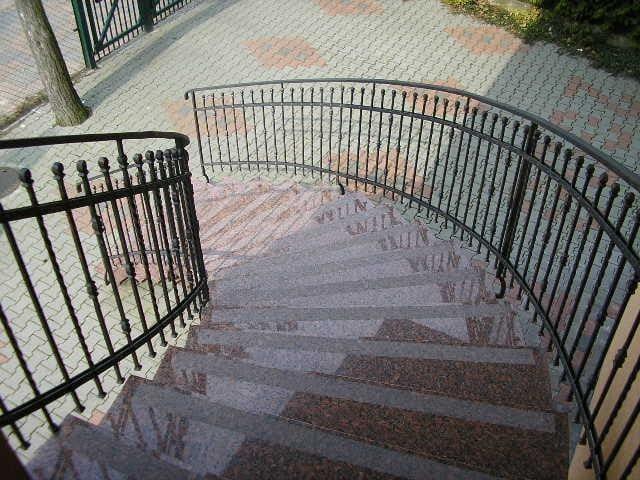 schody - realizacje firmy Stalex 28