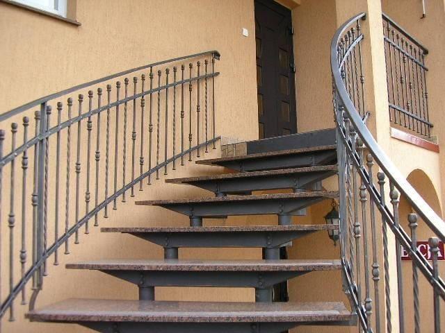 schody - realizacje firmy Stalex 29