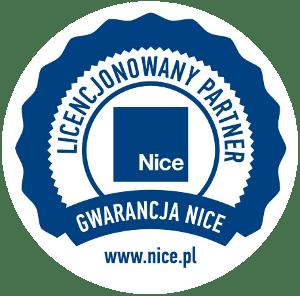 znak licencji Nice